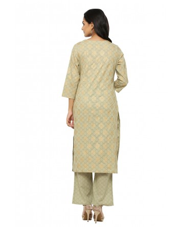 Ranas Cotton Kurta With Pant