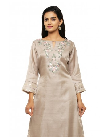Ranas Grey Color Suit