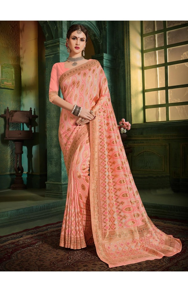 TRADITIONAL SILK SAREE