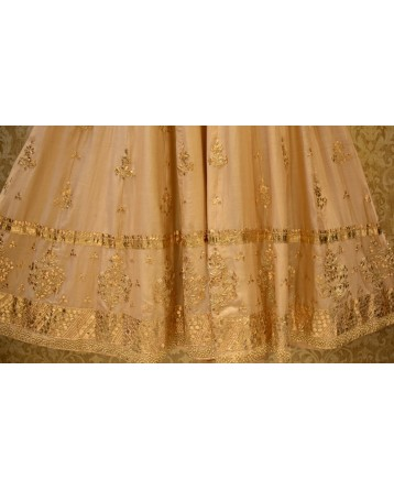 Ranas Anarkali Gotta Patti Suit
