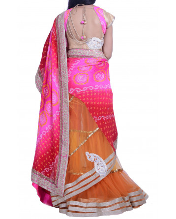 Ranas Multi Color Saree